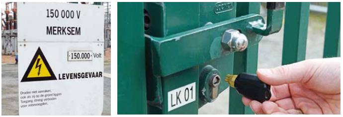 Elektronische cilinders vergemakkelijken beheer